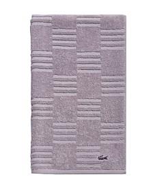 """Sculpted Squares 30"""" x 54"""" Bath Towel"""