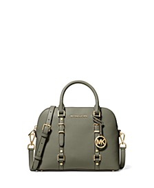 Leather Bedford Legacy Dome Satchel