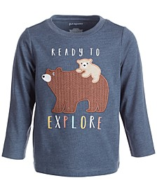 Baby Boys Ready To Explore Tee, Created for Macy's