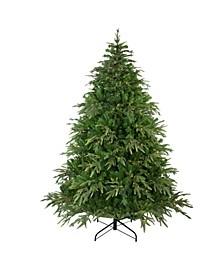 Pre-Lit Full Roosevelt Fir Artificial Christmas Tree