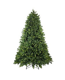Unlit Full Gunnison Pine Artificial Christmas Tree