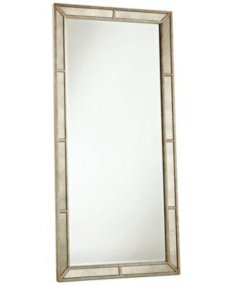 Furniture Ailey Floor Mirror - Furniture - Macy\'s