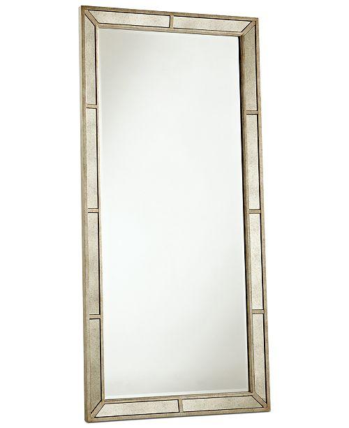 Furniture Ailey Floor Mirror Reviews Furniture Macy S