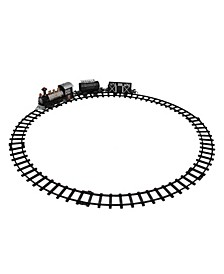 Battery Operated and Lighted Animated Classic Train Set with Sound