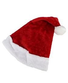 Santa Unisex Adult Christmas Hat Costume Accessory-Medium