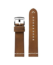 Men's Marino Tan Leather Strap 22mm