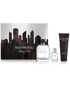 Men's 3-Pc. Mankind Eau de Toilette Gift Set