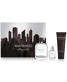 Kenneth Cole Men's 3-Pc. Mankind Eau de Toilette Gift Set