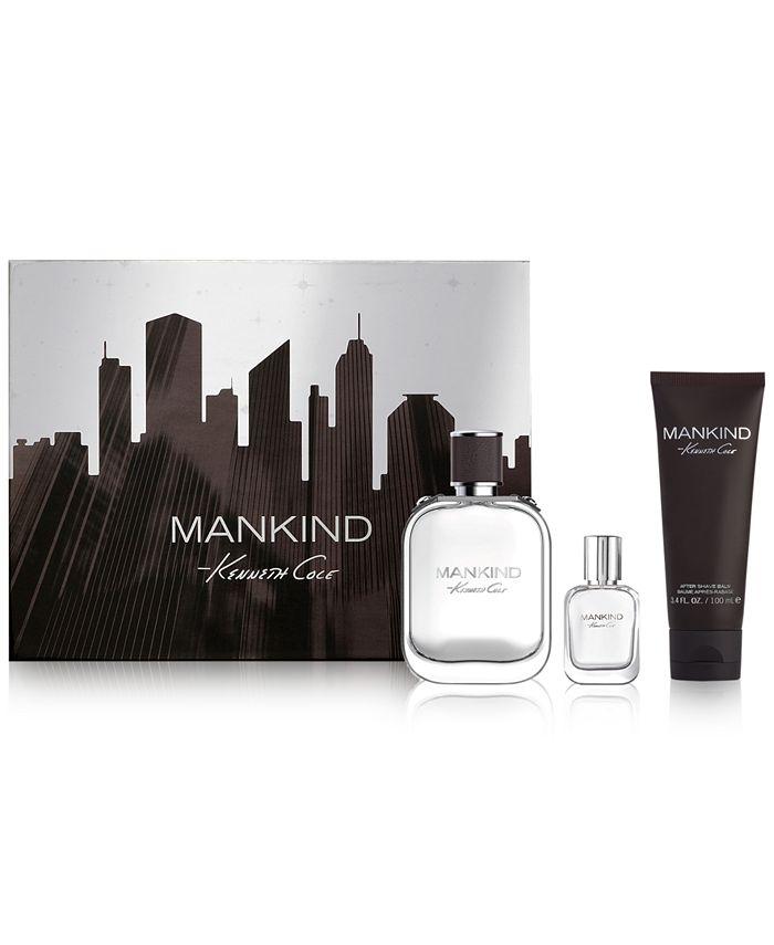 Kenneth Cole - Men's 3-Pc. Mankind Eau de Toilette Gift Set