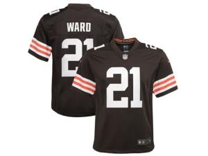 Nike Cleveland Browns Men's Game Jersey Denzel Ward