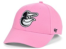 Baltimore Orioles Pink Series Cap