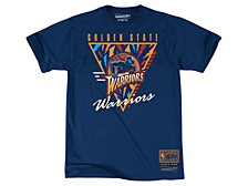 Mitchell & Ness Golden State Warriors Men's Final Second T-Shirt