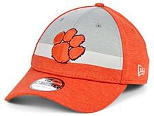 Clemson Tigers Shadow Stripe 39THIRTY Cap