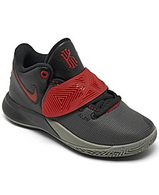 Little Kid's Kyrie Flytrap 3 Basketball Sneakers from Finish Line