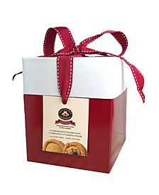 Large Gift Box of Gluten Free Assorted Shortbread, 24 Count