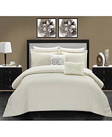Emery 7 Piece Twin XL Comforter Set