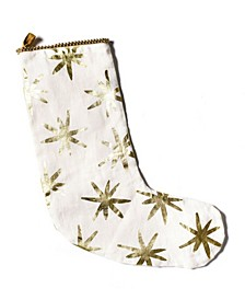 by Laura Johnson Star Stocking