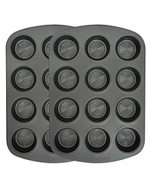 12-Cup Non-Stick Metal Muffin Pans