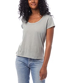 Organic Cotton Scoop Women's T-shirt