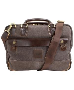 Men's Santino Canvas Messenger Bag