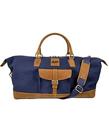 Men's Lorenzo Canvas Bag