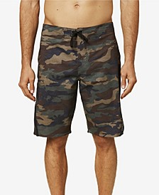 Men's Super Freak Camo Boardshort