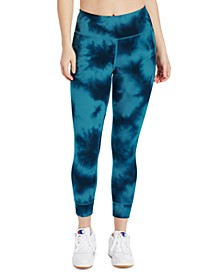 Women's Sport Tie-Dyed Leggings