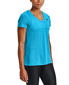 Women's UA Tech Jacquard T-Shirt