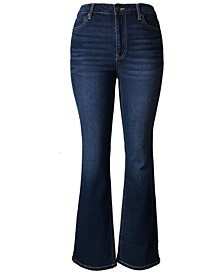 Juniors' Slim Bootleg Jeans