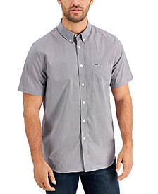 Men's Checked Gingham Shirt