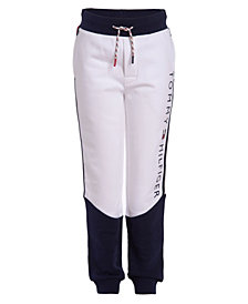 Tommy Hilfiger Big Boys Classic Tommy Pieced Sweatpant