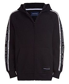 Big Boys Outline Tape Full Zip Hoodie