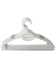 Plastic 10-Pk. Hangers