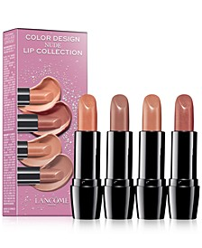 4-Pc. Color Design Lip Set
