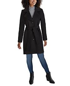 Petite Belted Walker Coat