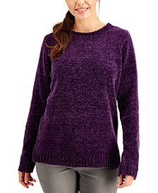 Chenille Sweater,Created for Macy's