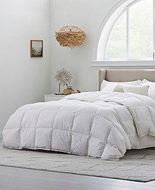 Stay in Bed All-Season EngineeredDown Comforter, Full/Queen