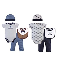 Boys and Girls Handsome Fella Boxed Gift Set, Pack of 8