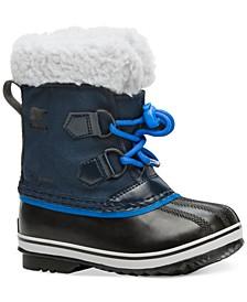 Little Kids Yoot Pac Nylon Boots