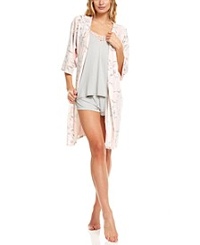 Gwen 3pc Pajama Travel Set