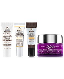 Choose Your FREE 4-PC Gift with any $85 Kiehl's Purchase
