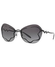 Women's Sunglasses, EA2060 65