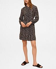 Women's Printed Short Dress