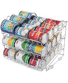 Stackable Can Rack Organizer, Holds up to 36 Cans