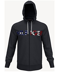 Men's Full-Zip Logo Hoodie