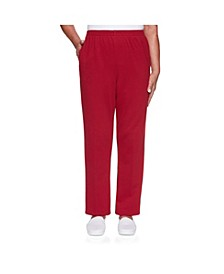 Women's Classic French Terry Proportioned Medium Pant