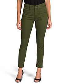 Jen7 by 7 For All Mankind Utility-Pocket Jeans