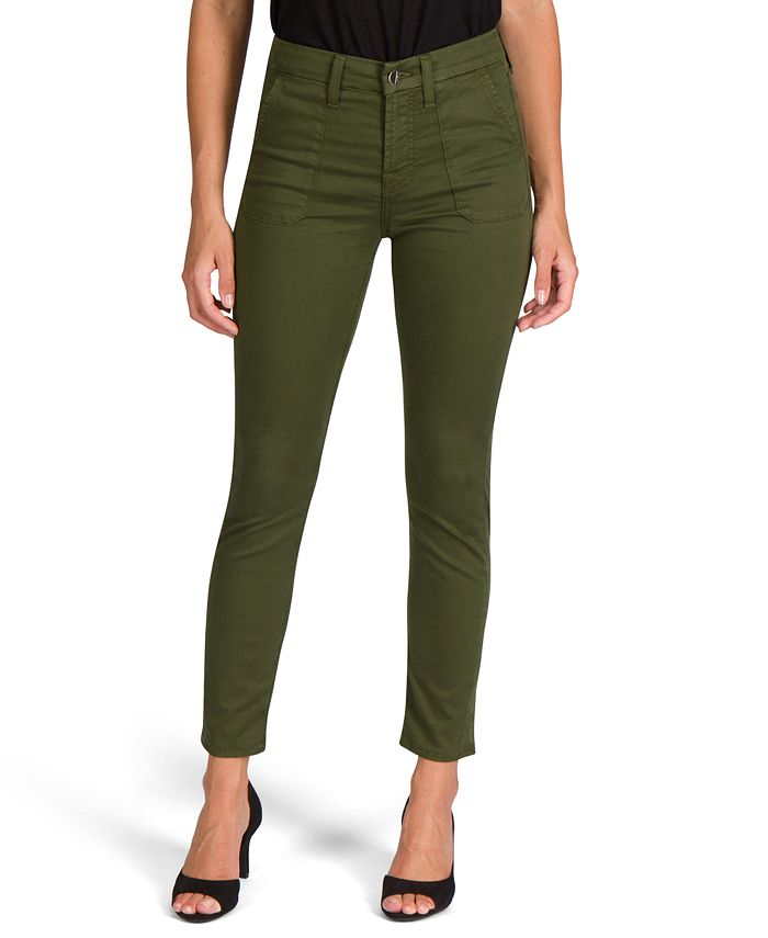 Jen7 by 7 For All Mankind - Utility-Pocket Jeans