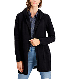 Style & Co Hooded Cardigan, Created for Macy's