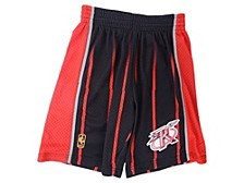 Men's Houston Rockets Reload Collection Swingman Shorts